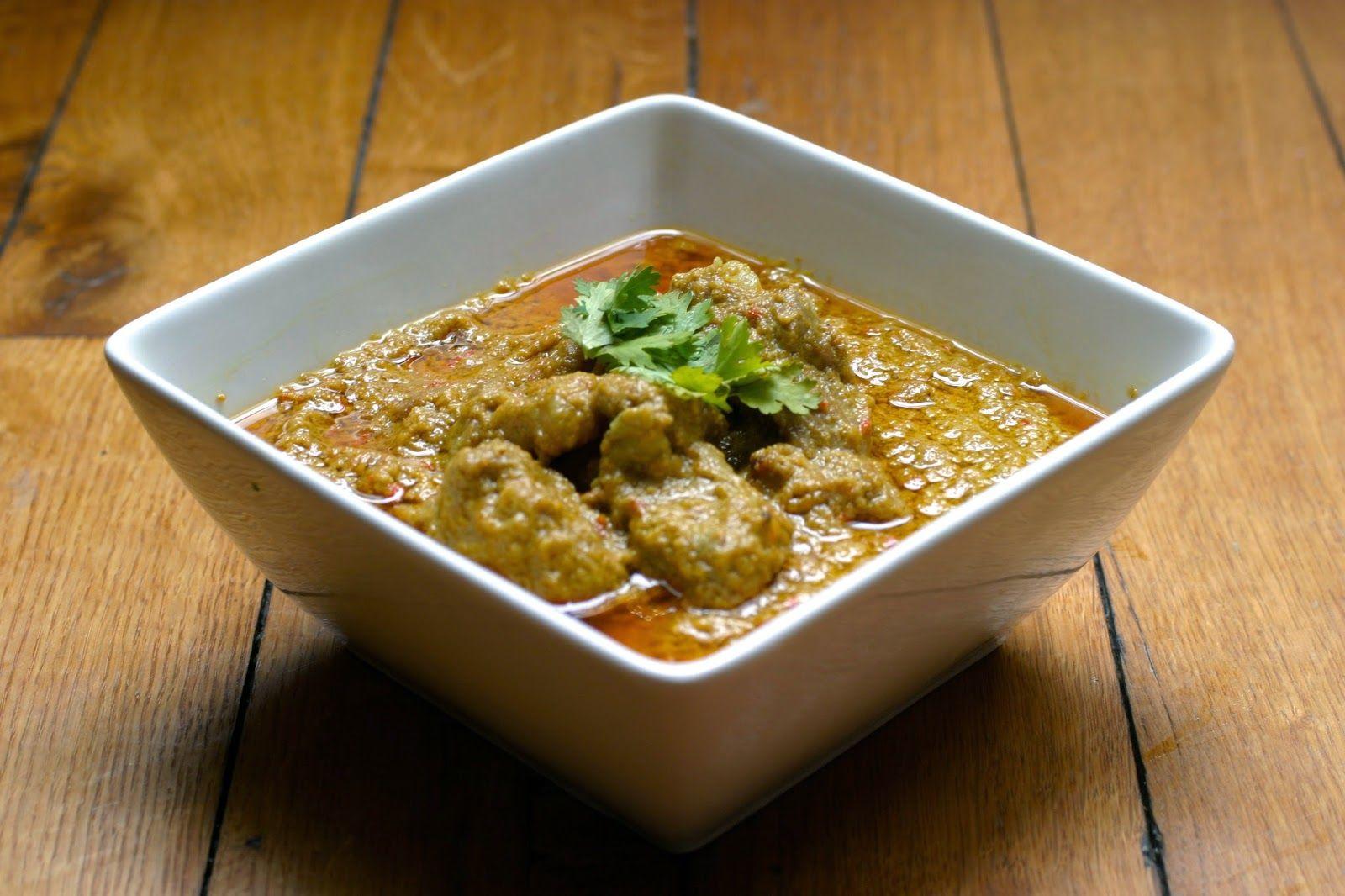 Kambiang Curry (Lamb Curry)