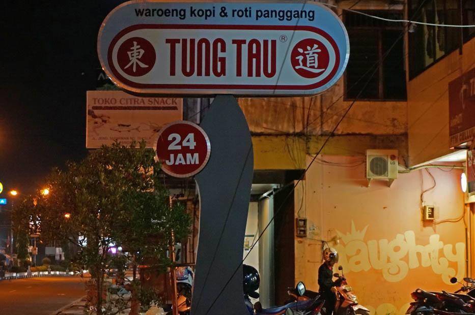 Waroeng Kopi Tung Tau: Soekarno Hatta