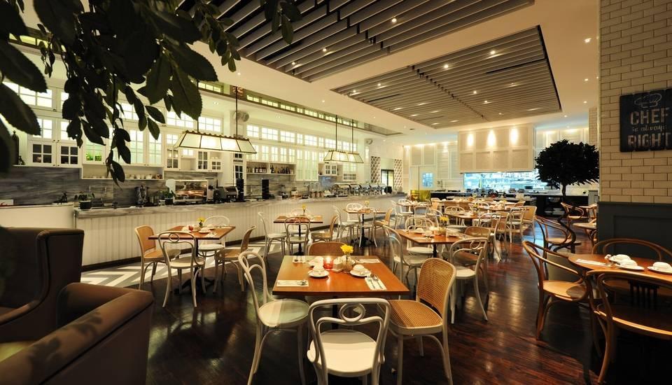 Starling Eatery at Aviary Hotel Bintaro