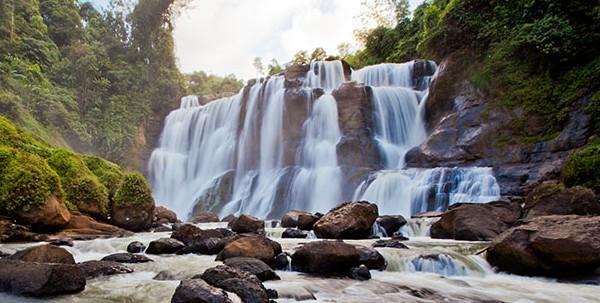 Malela Waterfall