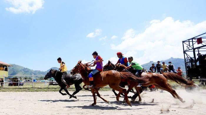 Arena Pacuan Kuda, Takengon