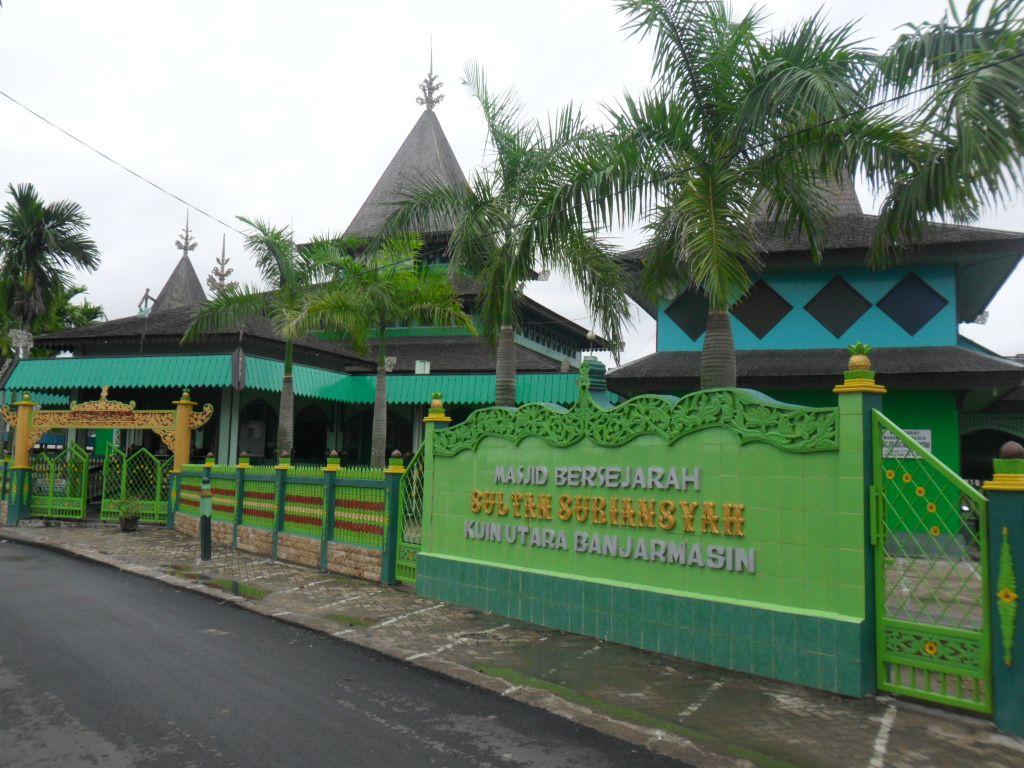 Sultan Mosque Suriansyah