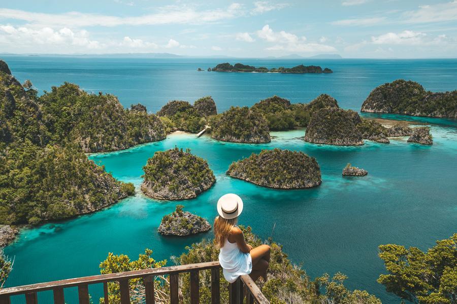 Pianemo Islands Raja Ampat