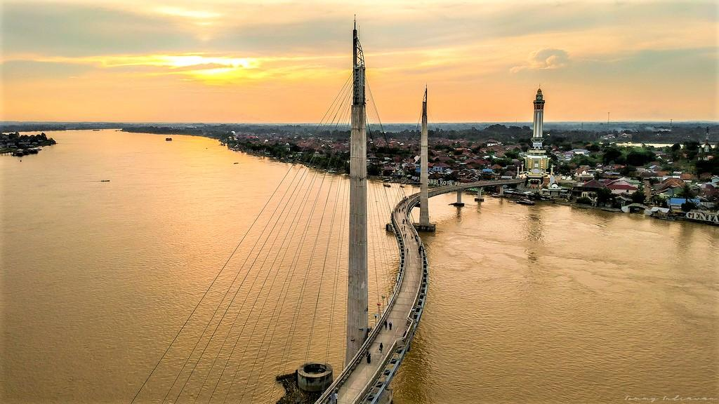 Gentala Arasy Bridge
