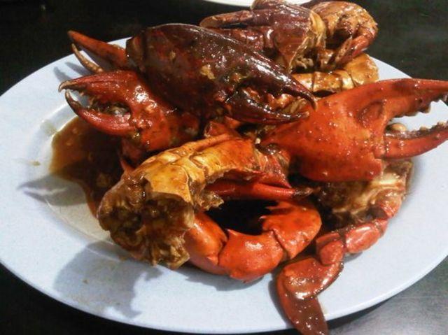 Layun Seafood Balikpapan