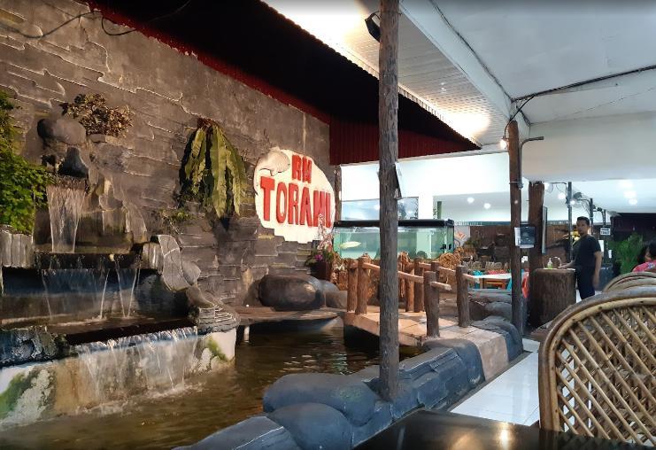 Rumah Makan Torani - Kepiting, Pusat Seafood & Kuliner Balikpapan