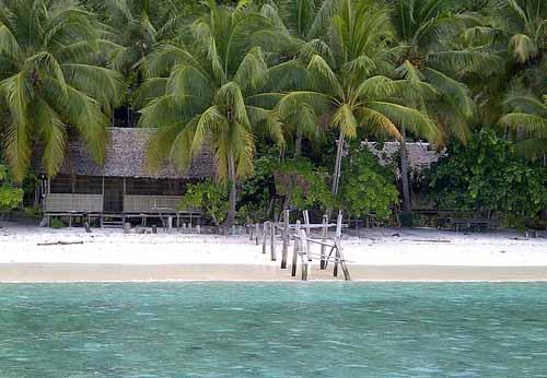 Gam Island