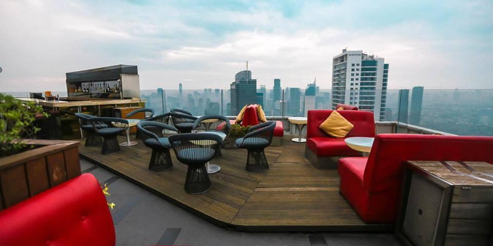 The Cloud Lounge & Dining Jakarta
