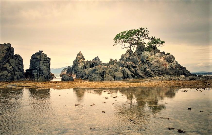 Karang Bebai Beach