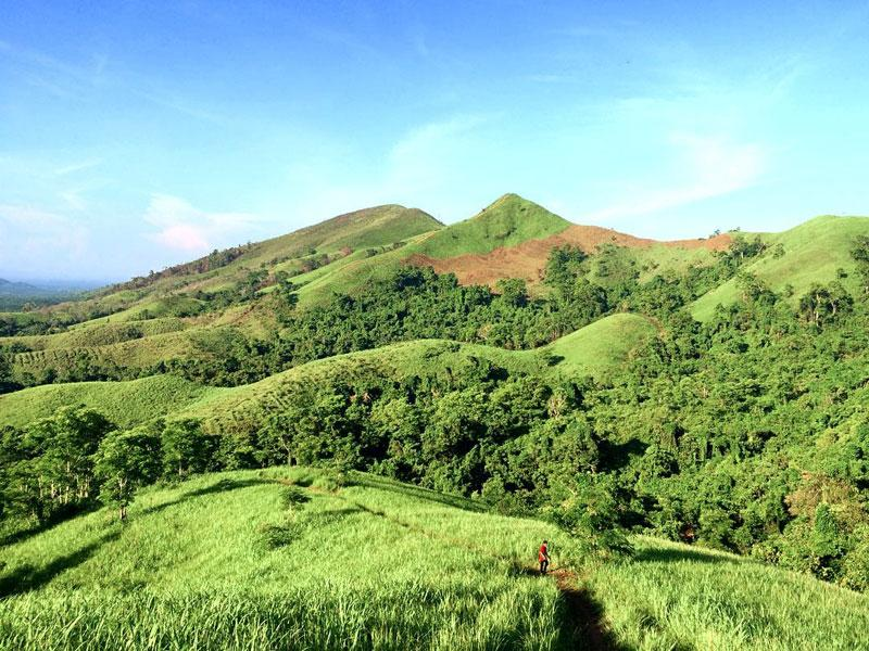 Ilalang Sungkai Hill