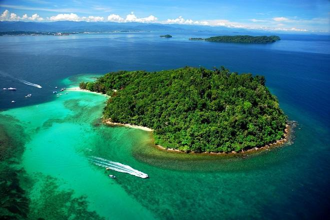 Dolangan Island