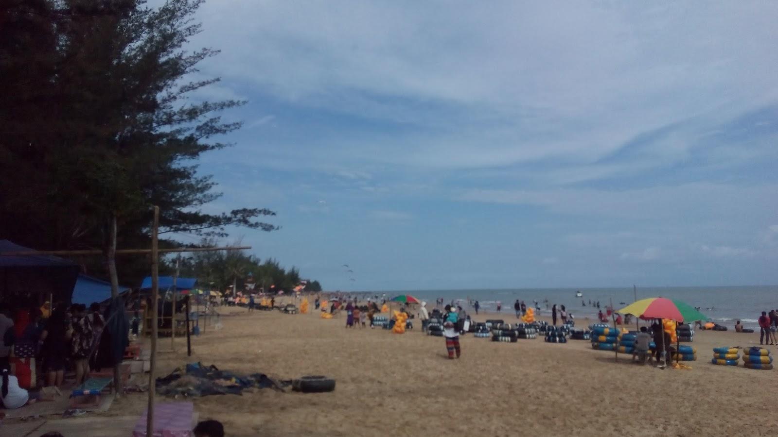 Manggar Sagara Sari Beach
