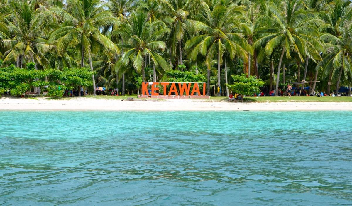 Ketawai Island Central Bangka