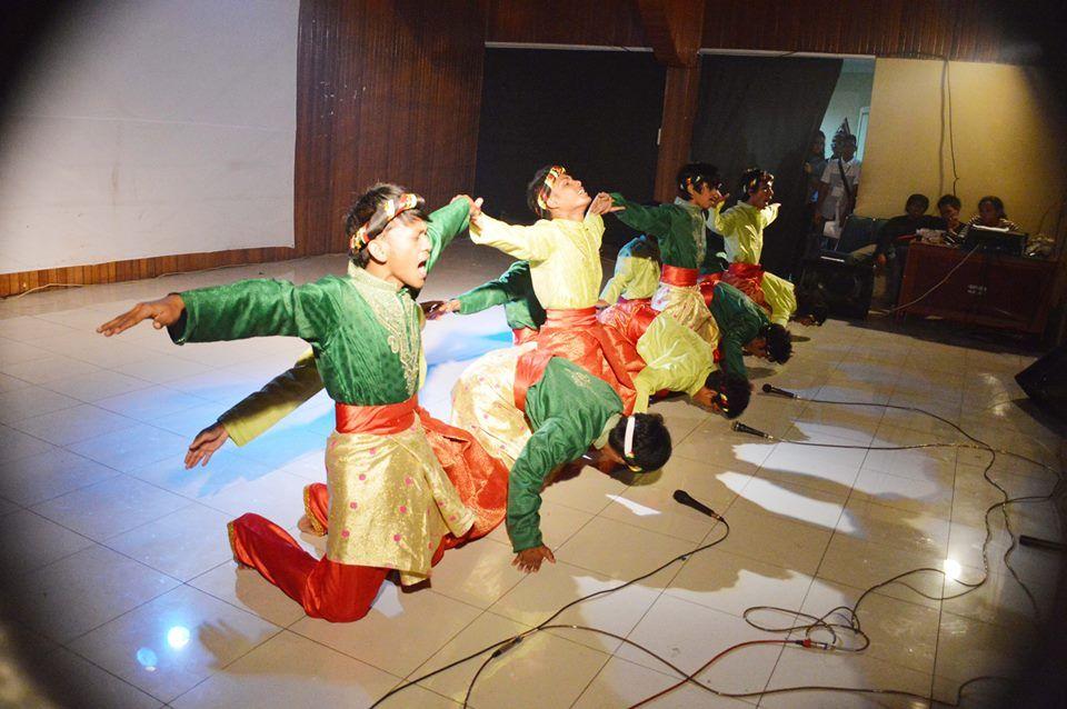 Likok Pulo Dance