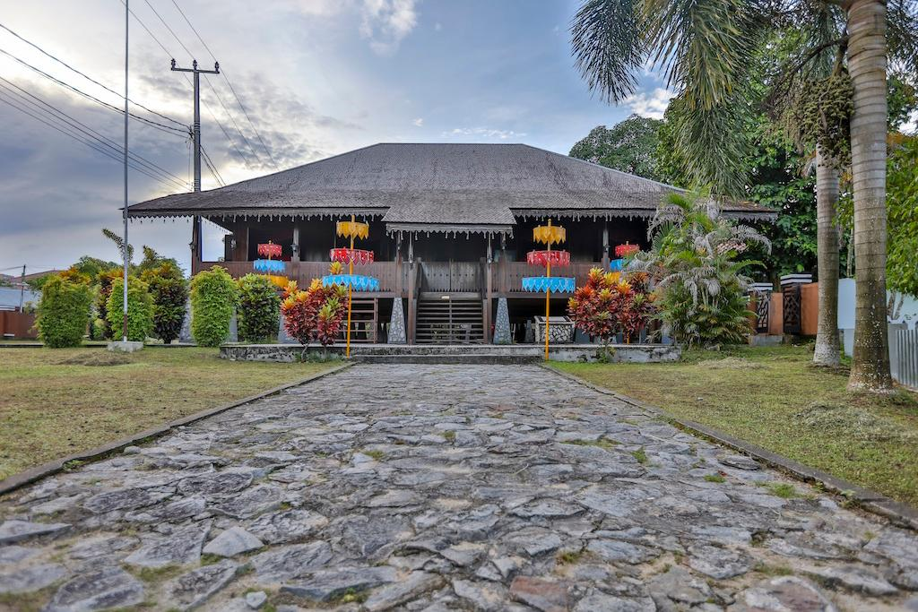 Traditional House Belitung