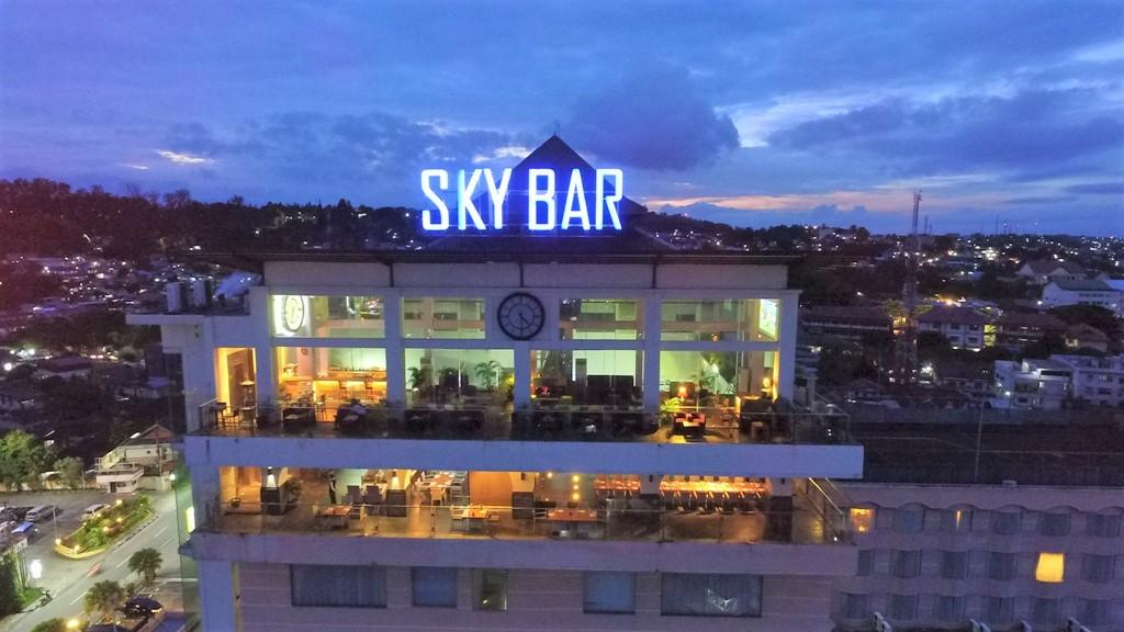Sky Bar - Gran Senyiur