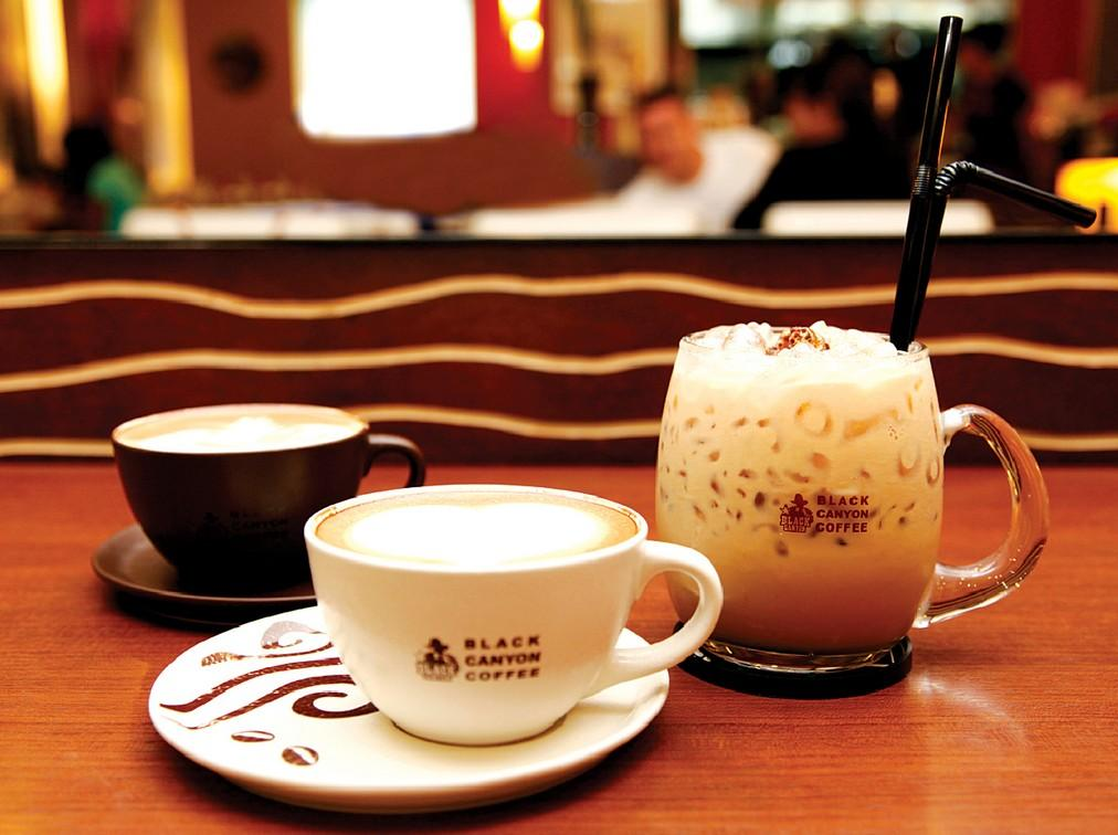 Black Canyon Coffee Mall Of Indonesia