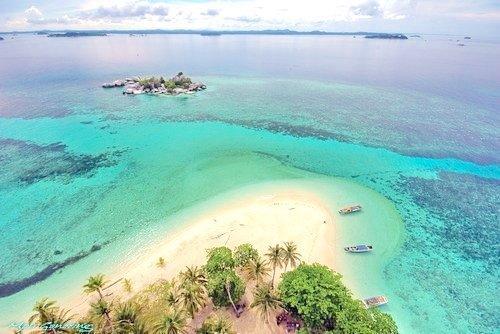 Lengkuas Beach Belitung Island