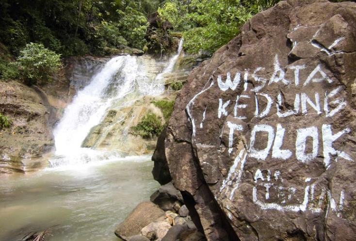 Kedung Tolok Waterfall