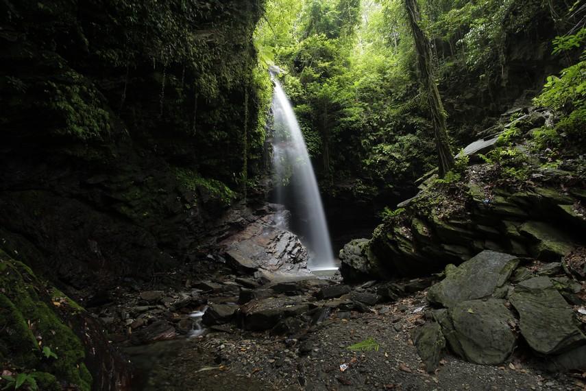 Waisia Waterfall