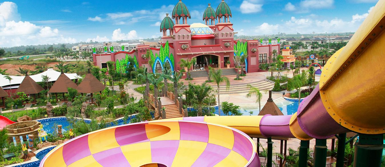 World Of Water Waterpark