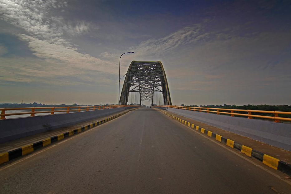Batanghari II Bridge