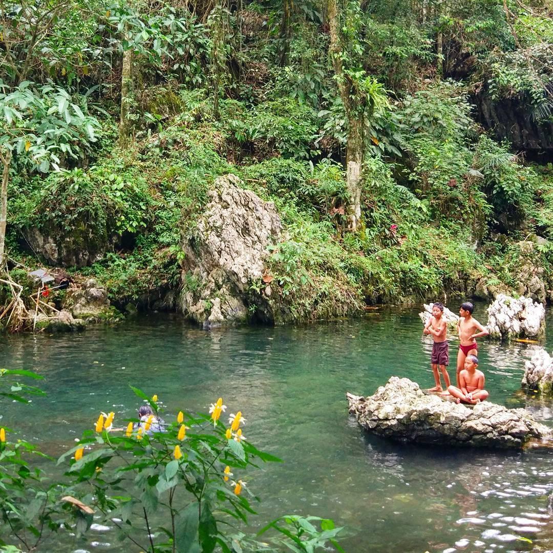 Tilanga Natural Pool