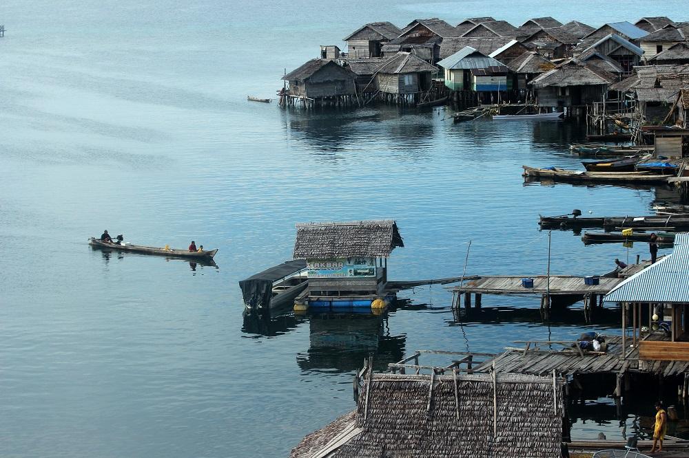 Kabalutan Village