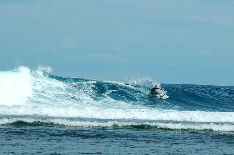 Tujuh Ombak Beach