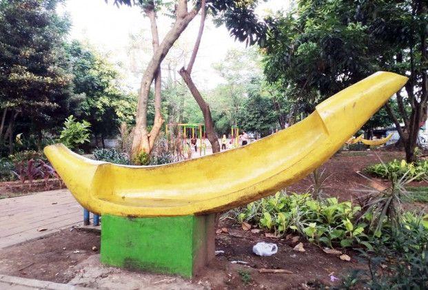 Taman Pisang (Banana Garden)