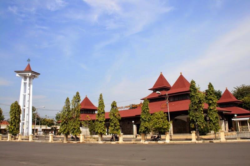 Masjid Agung Indramayu