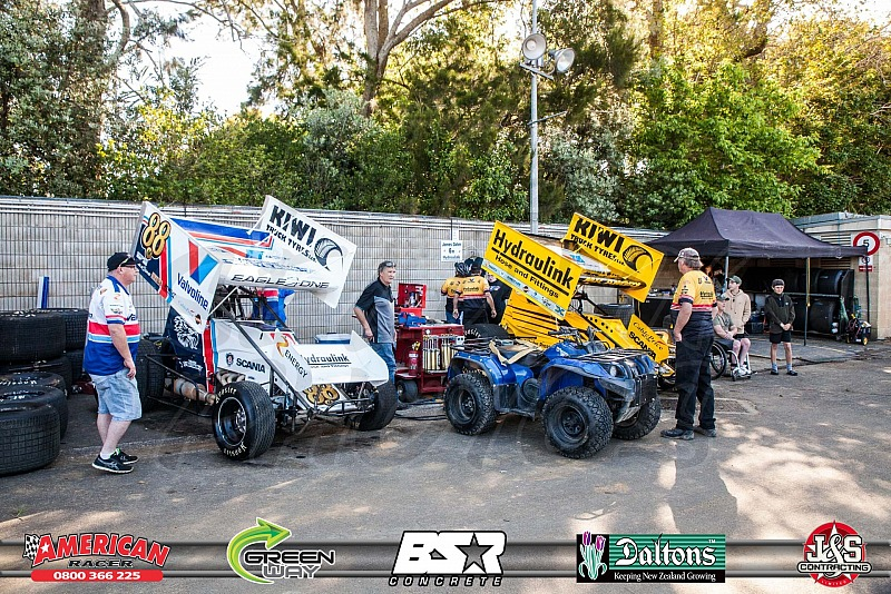 10th November 2018 - Million Dollar Sprintcar Shootout