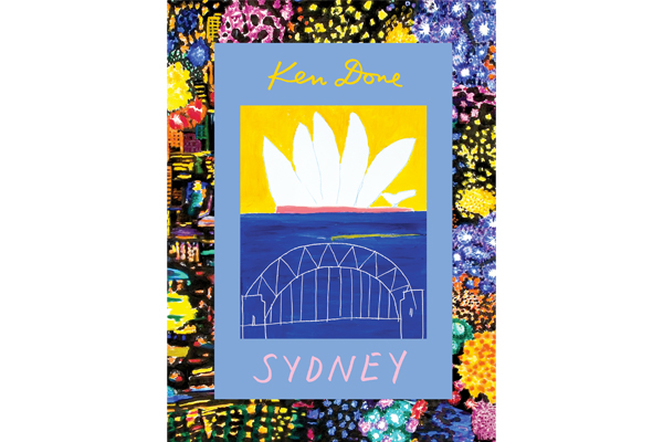 Book cover of Ken Done's Sydney