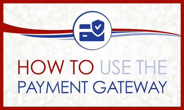 How to use the Payment Gateway