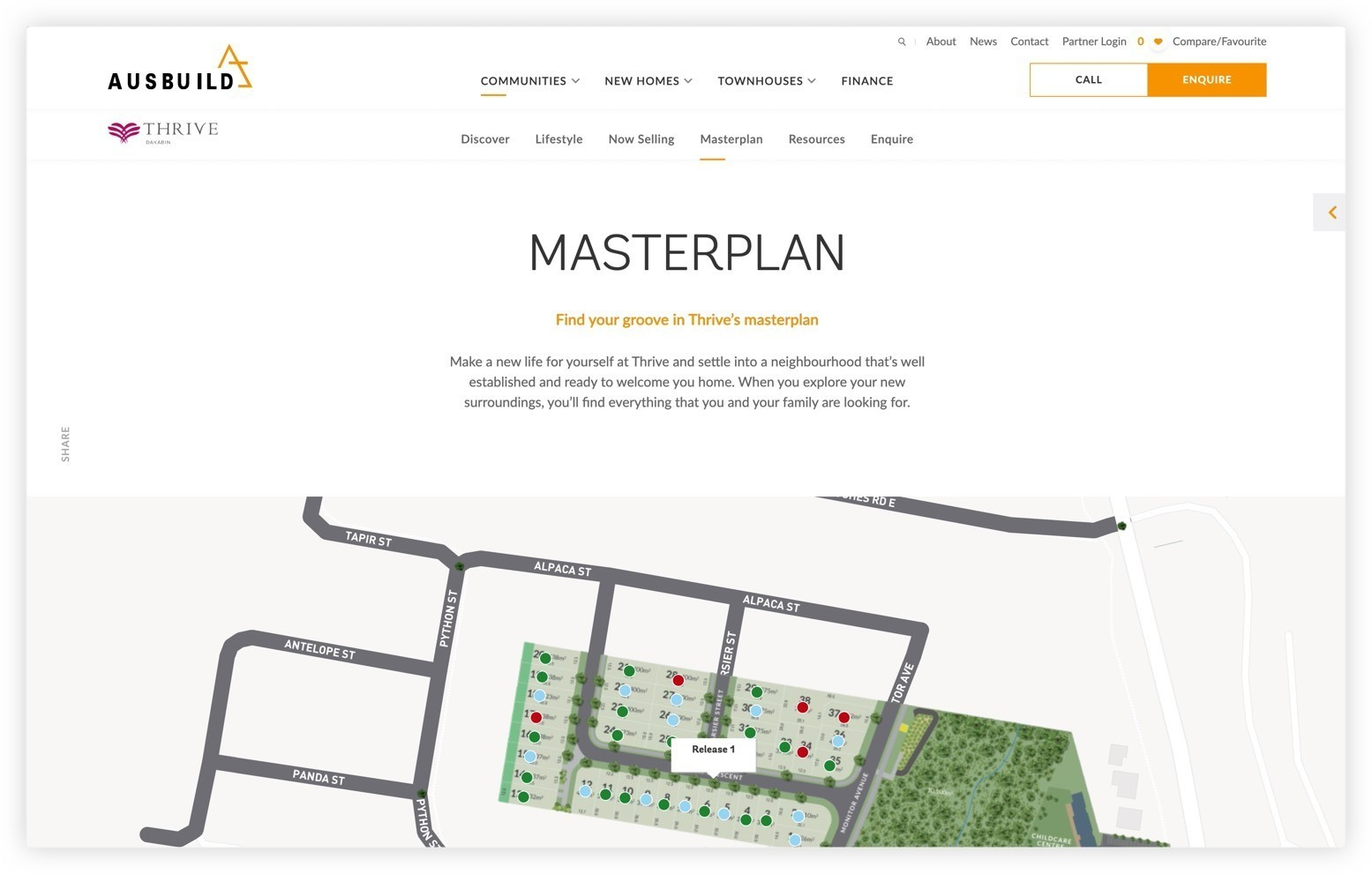Img masterplan