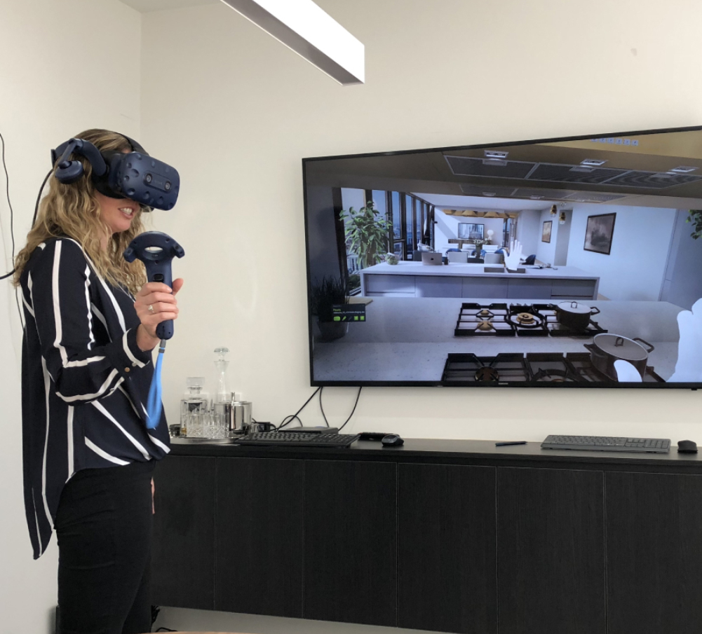 [Property Focus] Display Suites in VR by 🥂 Champagne Soda