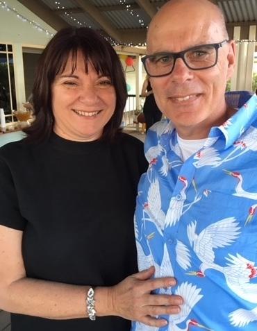 Paul and Janine O'Rourke