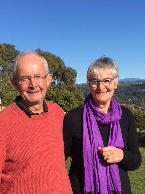 John and Claire O'Sullivan
