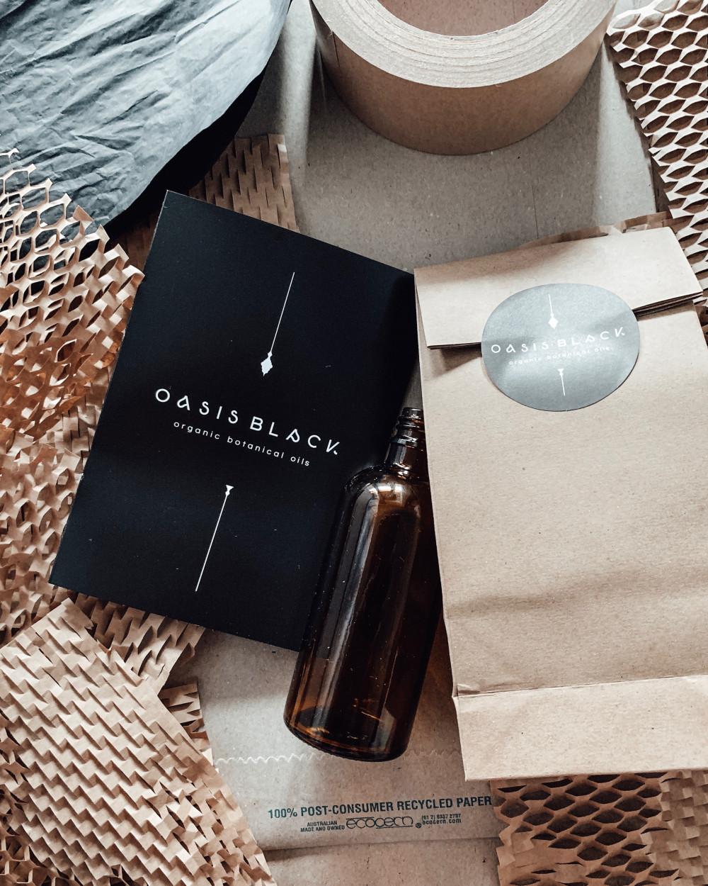 Oasis Black - Organic Botanical Oils Image