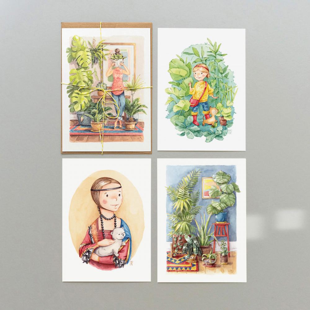 Raisa Kross Illustrations Image