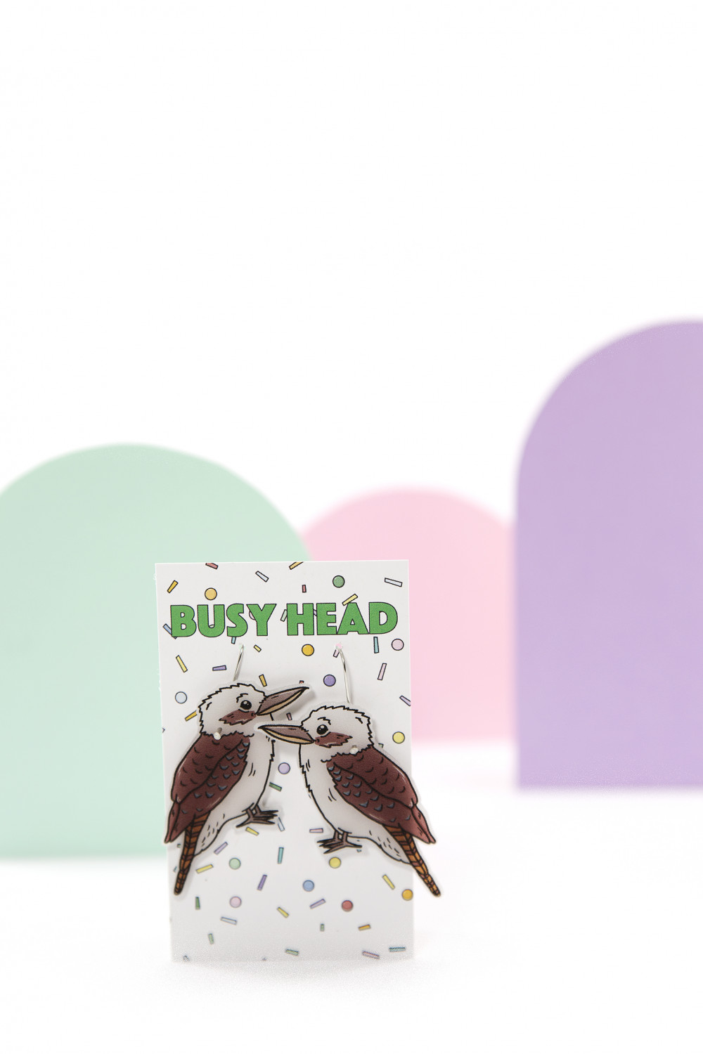 Busy Head Image