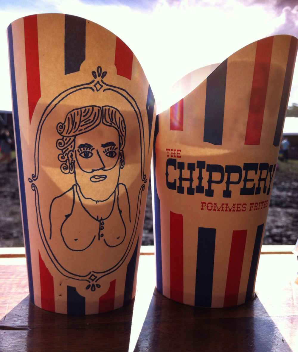 The Chippery Image