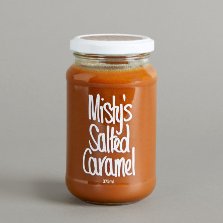 Misty's Salted Caramel