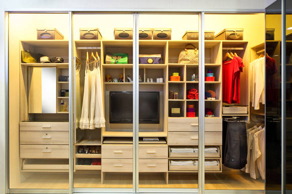 Customised carpentry by closet robe design lookbox living for Product design singapore