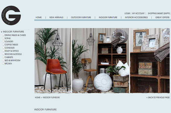 Galanga living launches online shop lookbox living for Galangal living
