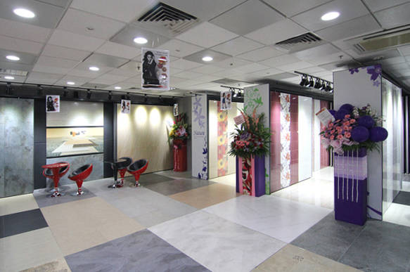 Launch of White Horse Ceramic New Showroom | Lookboxliving