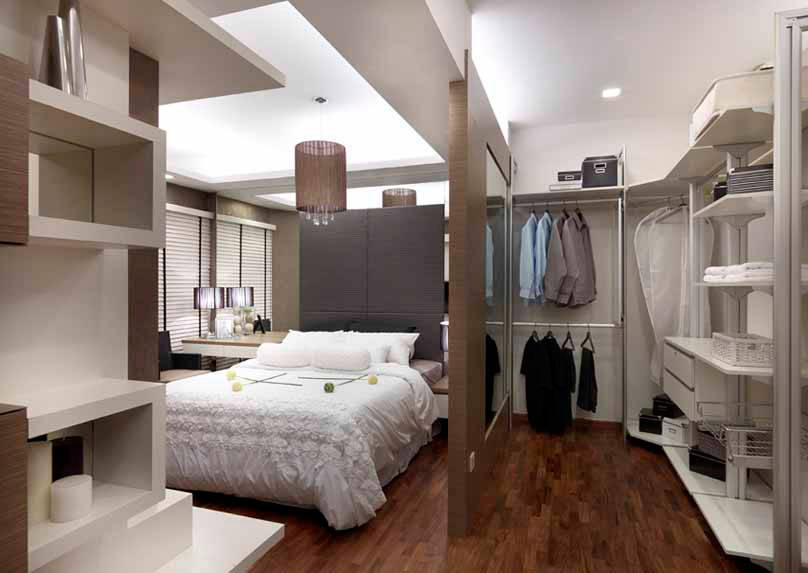 8 Stylish Walk In Wardrobes To Covet Lookboxliving