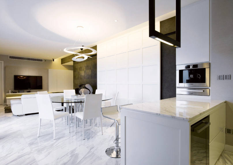 5 Homes That Do Right With White | Lookboxliving