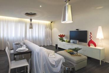 An Apartment Reborn by Three-D Conceptwerke