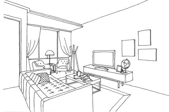 $25,000 Living Room Makeover